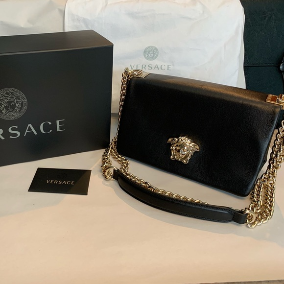 8b9abd5321e6 Versace Palazzo Cross-Body bag